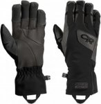 Outdoor Research - OR Super Vert Gloves - black/charcoal - XL