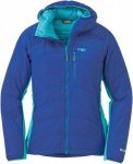 Outdoor Research - OR Women's Cathode Hooded Jacket - baltic/typhoon - S