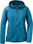 Outdoor Research - OR Women's Ferrosi Hooded Jacket - oasis/night - S