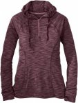 Outdoor Research - OR Women's Flyway Zip Hoody - pinot/flame - L