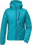 Outdoor Research - OR Women's Helium II Jacket - typhoon/baltic - XS