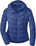 Outdoor Research - OR Women's Sonata Hooded Down Jacket - baltic/typhoon - S