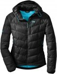 Outdoor Research - OR Women's Sonata Hooded Down Jacket - black/rio - XS
