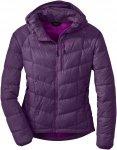 Outdoor Research - OR Women's Sonata Hooded Down Jacket - elderberry - XS