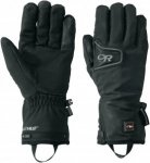Outdoor Research Stormtracker Heated Gloves-black-M - Gr. M
