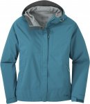 Outdoor Research Women's Guardian Jacket-washed peacock-S - Gr. S