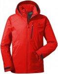 Schöffel ZipIn! Jacket Vancouver1 - fiery red, 48 - Gr. 48