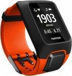 TomTom Adventurer Cardio + Music Outdoor GPS-Uhr - Orange / black