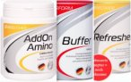 ultraSPORTS Buffer + Refresher + AddOn Amino