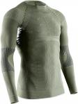 X-BIONIC® HUNT ENERGIZER 4.0 SHIRT LG SL MEN - E052 OLIVE GREEN/ANTHRACITE - M