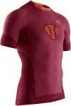 X-BIONIC® INVENT® 4.0 RUN SPEED SHIRT SH SL MEN - R014 NAMIB RED/KURKUMA ORANG