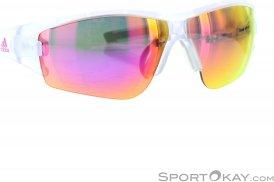 adidas Evil Eye Halfrim Sonnenbrille-Weiss-XS