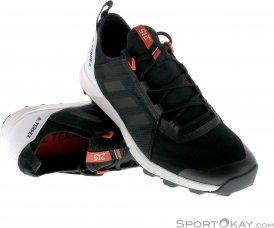 adidas Terrex Agravic Speed Damen Traillaufschuhe-Schwarz-5,5