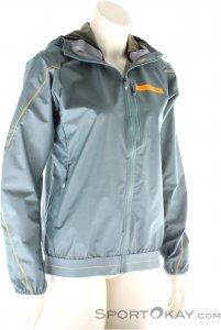 adidas TX Agravic Hybrid Softshell Jacket Damen Outdoorjacke-Grau-34