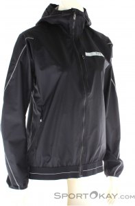 adidas TX Agravic Hybrid Softshell Jacket Damen Outdoorjacke-Schwarz-40
