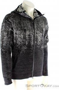 adidas Z.N.E. Pulse KN Herren Trainingssweater-Schwarz-M