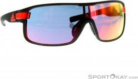 adidas Zonyk L Sonnenbrille-Rot-L