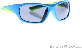 Alpina Flexxy Youth Kinder Sonnenbrille-Blau-One Size