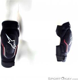 Alpinestars Evolution Elbow Protector Ellenbogenprotektoren-Schwarz-L-XL