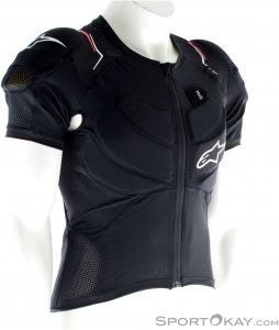 Alpinestars Evolution Jacket Herren Protektorenshirt-Schwarz-L