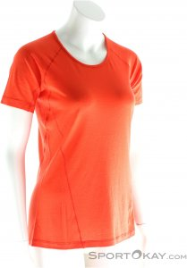 Arcteryx Lana SS Damen T-Shirt-Orange-M