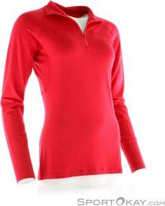 Arcteryx Rho HZ Damen Sweater-Rot-L