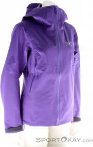 Arcteryx Sentinel Jacket Damen Skijacke Gore-Tex-Lila-XS