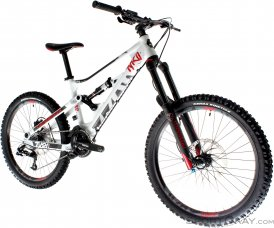 Bergamont Big Air Tyro 24 2017 Kinder Downhillbike-Grau-XS