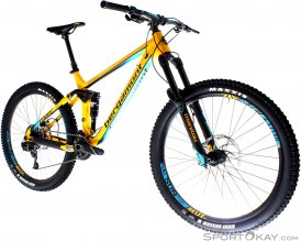 Bergamont Encore Expert 2018 Endurobike-Orange-L