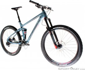 Bergamont Trailster 7.0 2018 All Mountainbike-Grau-M