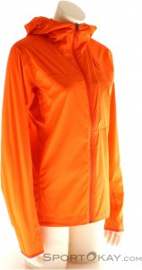 Black Diamond Alpine Start Hoody Damen Outdoorjacke-Orange-XL
