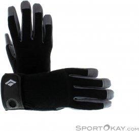 Black Diamond Crag Handschuhe-Schwarz-XS