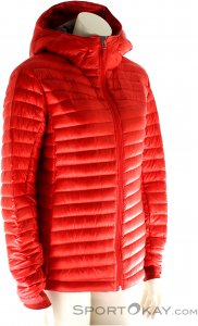 Black Diamond Hot Forge Hoody Damen Tourenjacke-Rot-L