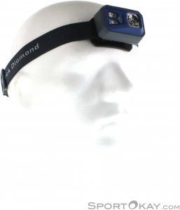 Black Diamond Revolt 300lm Stirnlampe-Blau-One Size