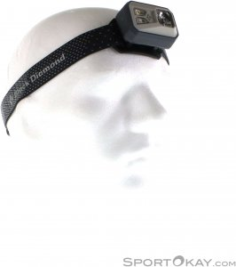 Black Diamond Revolt 300lm Stirnlampe-Grau-One Size