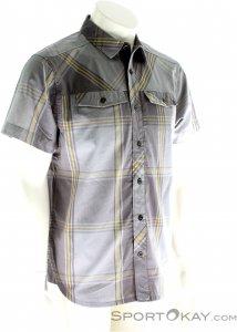 Black Diamond SS Technician Shirt Herren Outdoorhemd-Grau-L