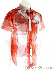 Black Diamond SS Technician Shirt Herren Outdoorhemd-Rot-M