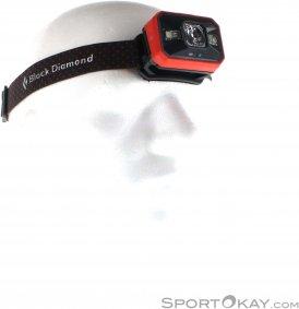 Black Diamond Storm 350lm Stirnlampe-Rot-One Size