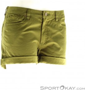 Black Diamond Stretch Font Shorts Damen Kletterhose-Oliv-Dunkelgrün-10