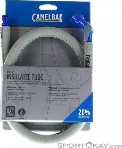 Camelbak Crux Insulated Tube Isolierschlauch für Trinksystem-Grau-One Size
