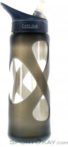 Camelbak Eddy Glass 0,7l Trinkflasche-Grau-0,7