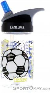 Camelbak Eddy Kids Bottle 0,4l Trinkflasche-Grau-0,4