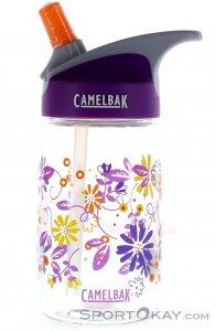 Camelbak Eddy Kids Bottle 0,4l Trinkflasche-Lila-0,4