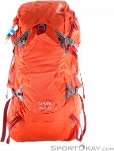 Camelbak Spire 22 LR 19+3l Damen Rucksack mit Trinksystem-Orange-22