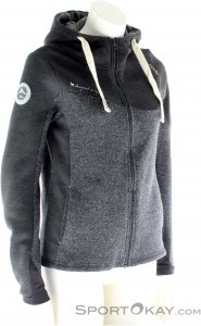 Chillaz Rock Jacket Damen Outdoorsweater-Grau-S