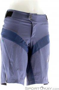 Craft X-Over Shorts Damen Bikehose-Blau-XL
