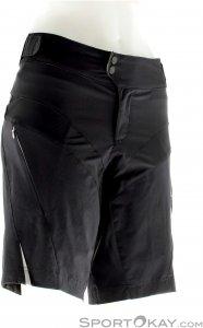 Craft X-Over Shorts Damen Bikehose-Schwarz-L