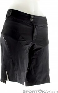 Craft X-Over Shorts Damen Bikehose-Schwarz-XL