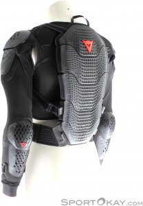 Dainese Armoform Manis Safety Jacket Protektorenjacke-Schwarz-XL