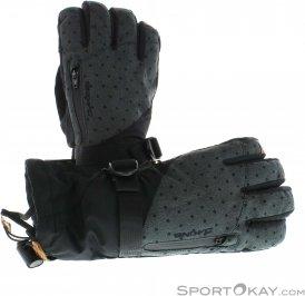 Dakine Sequoia Glove Leather Damen Handschuhe-Grau-M